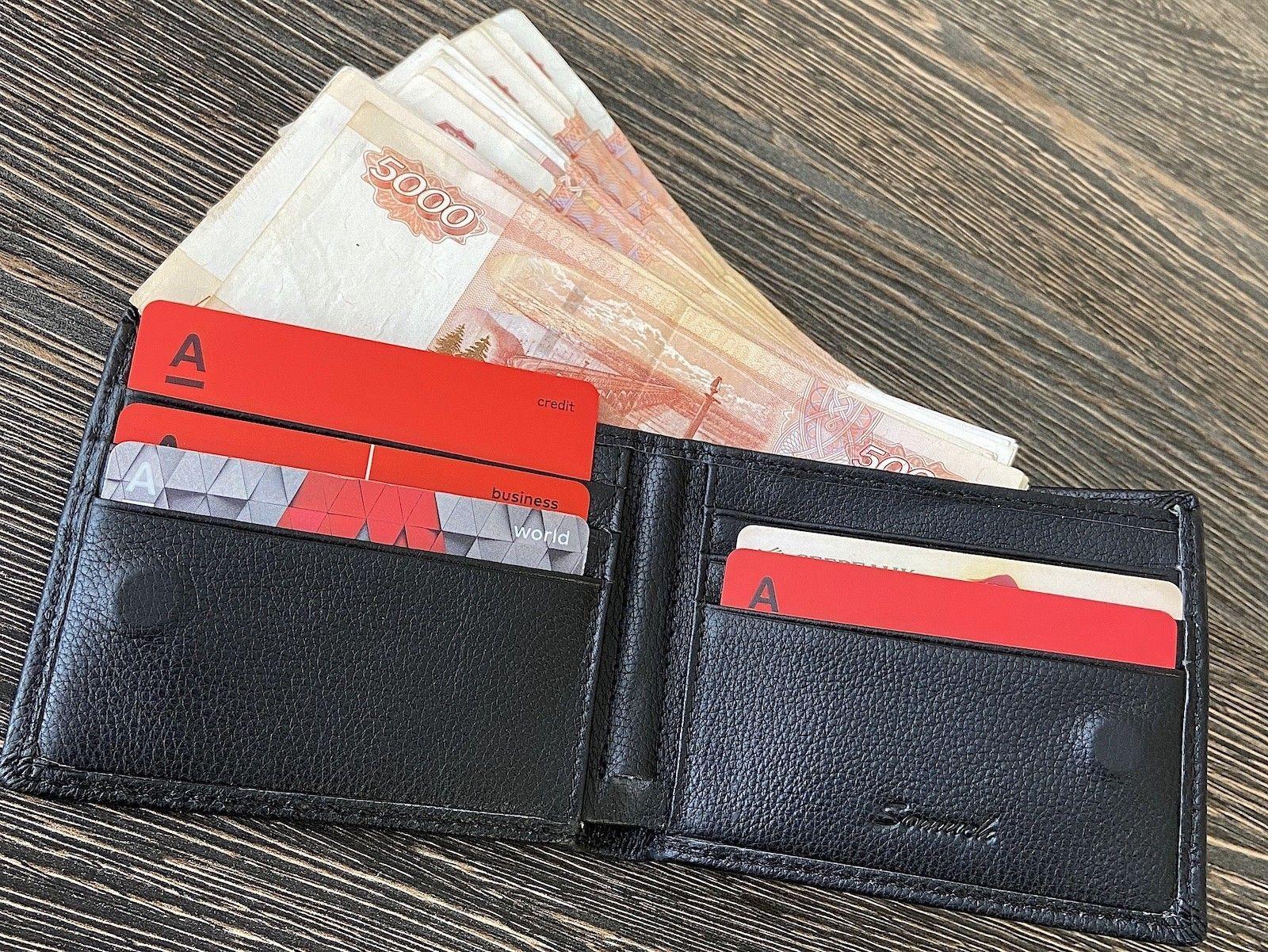 альфа банк кредитки